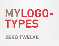My logotypes // Series 012