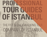 ISTANBULWALKS - LONELY PLANET TOUR GUIDES OF ISTANBUL