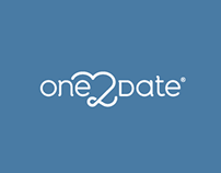 One2Date Logo Design and Branding