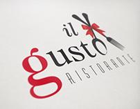 Logo Il Gusto Ristorante