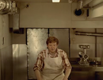 Novo-Passit 'The Butcher Vegetarian' TV