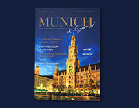 Munich & beyond magazine 01/2013