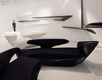 Zaha Hadid Design Gallery