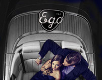 Ego advertisement poster