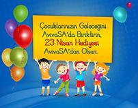 AvivaSA Facebook App