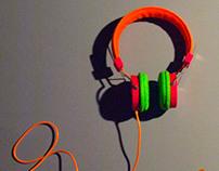 Sweet Music - Exhibition Work