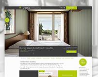 Derag Livinghotels - Branding, Webdesign & Print