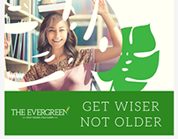 The Evergreen - Web Banners