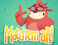 Match`em All game