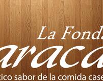 Identidad Corporativa: La Fonda de Caracas