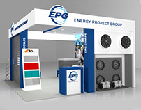 Stand Feria EPG Energy proyect group