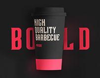 Pondo - Restaurant Branding