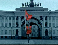Old Spice 'Great Russian Race' TV