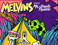 Melvins visit Mr. Smalls!
