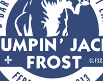 Jumping Jack Frost Event Logo