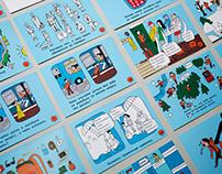 Карточки безопасности для детей от LIZA ALLERT