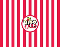 Menú restaurant Rico