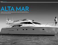 Alta Mar Editorial: FHM Magazine