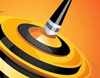 BeeBooklet Logo