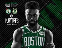 Celtics 2019 Playoff Work