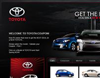 Toyota Distributor Portal
