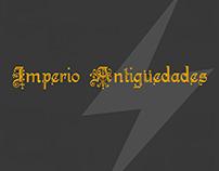 Imperio Antiguedades | Logotipo