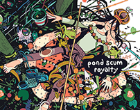 Pond Scum Royalty (Cover)
