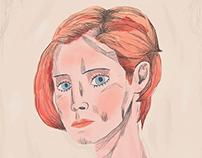 Portrait | I found Eleanor Rigby