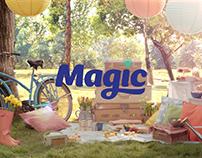 Magic The Album 2016 - TV Commercial