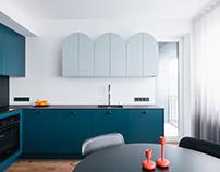 Apartment in Rotermanni quarter 2