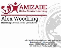 AmizadeGSL Business Cards