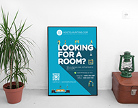 HostelHunting.com Poster Design | 海报设计