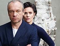 dorota landowska & mariusz bonaszewski for viva! mag