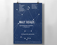 Maly ksiaze - poster