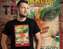 Mr Miracle T-shirt