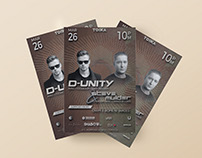 D-Unity & Steve Mulder Shadow Inc Event Package