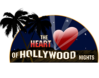 The Heart of Hollywood Logo