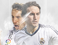 Real Madrid-Fútbol / Pedro Mosquera Twitter Background