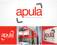 Apula Advertising New Corporate Identity
