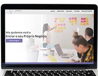 Protótipo Site - Inovação Contabilidade e Consultoria