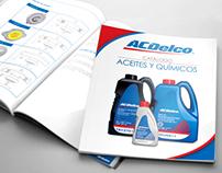 Catálogos ACDelco