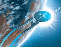Star Trek: Boldly Go #12 Cover