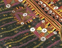 Bedouin fabric