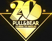 Pull&Bear 20 Years
