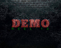 Demo Reel'13