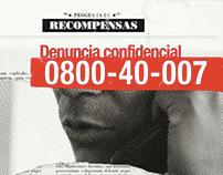 PROGRAMA DE RECOMPENSAS-MINISTERIO DEL INTERIOR