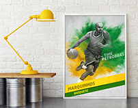 Posters Time Petrobras