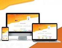 E-Commerce Store   Mobile First Design