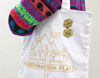 Destination: Play • The Tote Bag