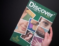 """Discover"" — Southern Adventist University lookbook"